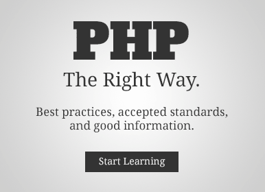 PHP: The Right Way. Po polsku.